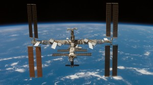 ISS Earth Orbit