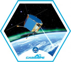 CASSIOPE Mission Patch