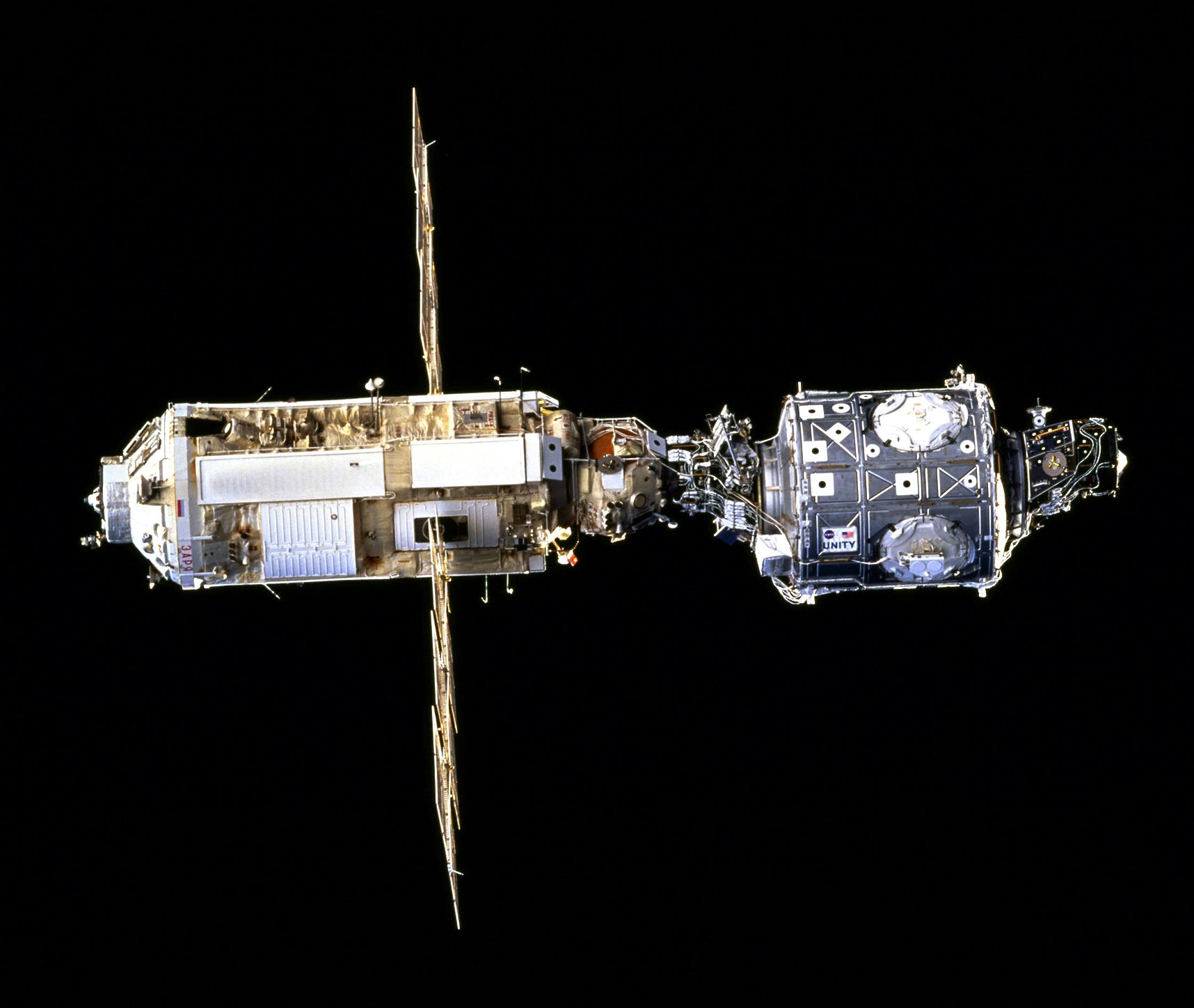 International space station harrisonruess for When was the international space station built