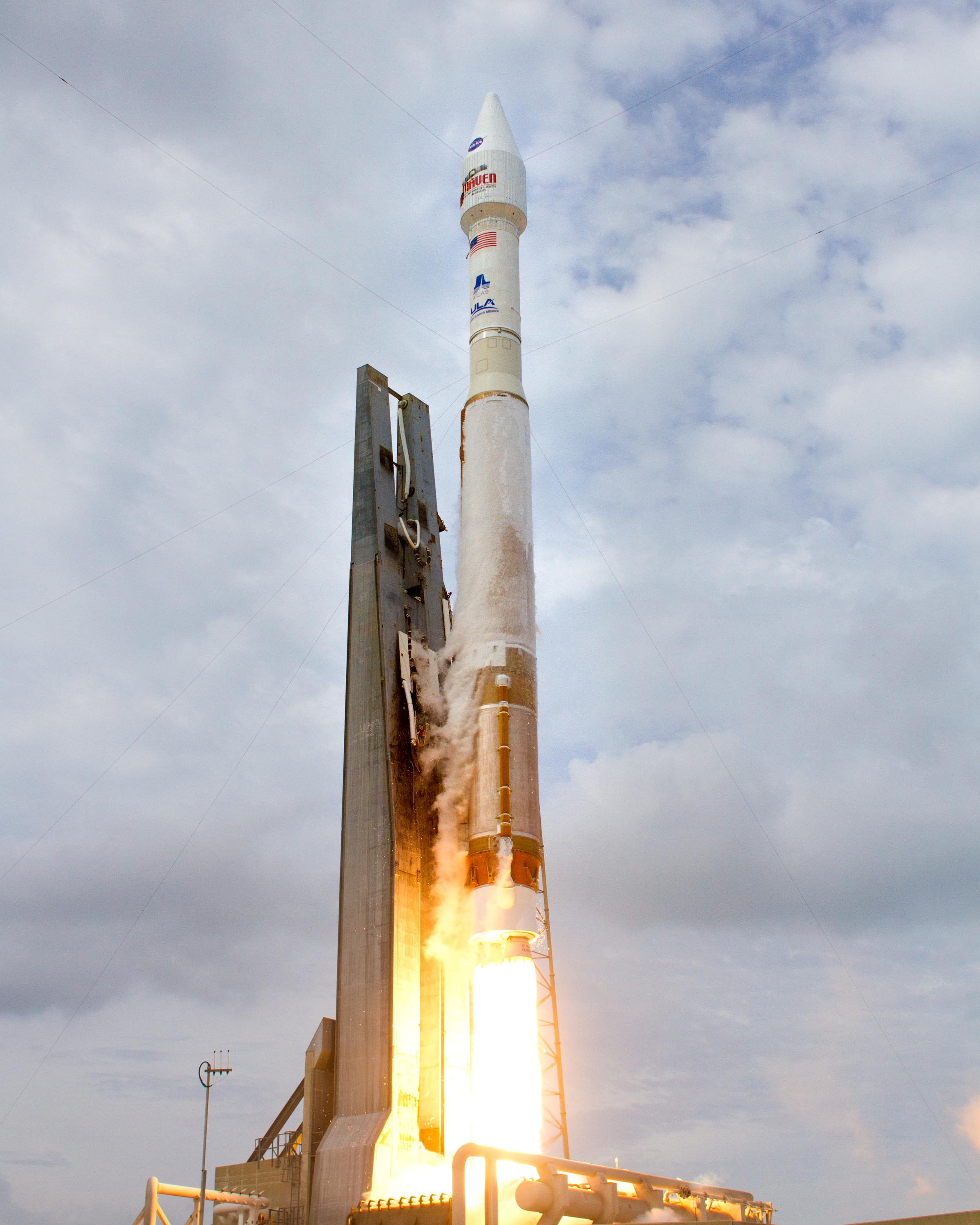 » MAVEN launches to Mars @HarrisonRuess