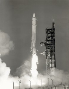 Launch of Mariner 9