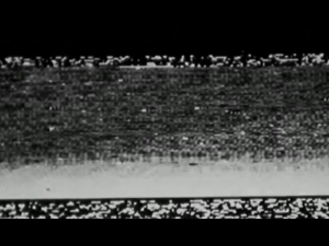 First image from the surface of Mars (with nothing discernible), captured by Mars 3