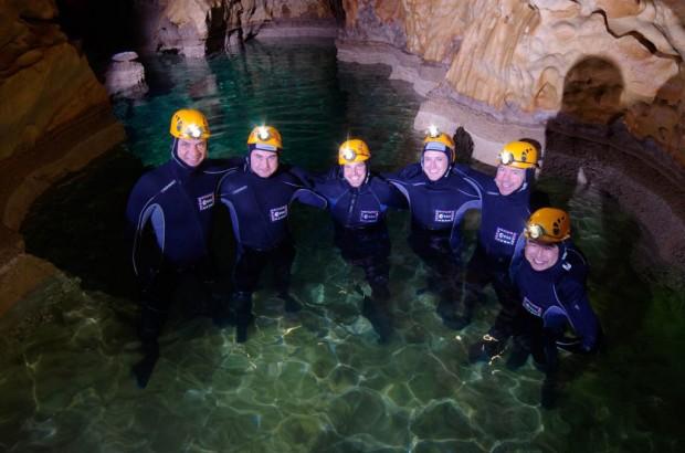 Caves 2013 Astronauts