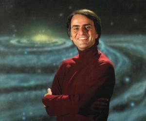 Carl Sagan (November 9, 1934 - December 20, 1996)
