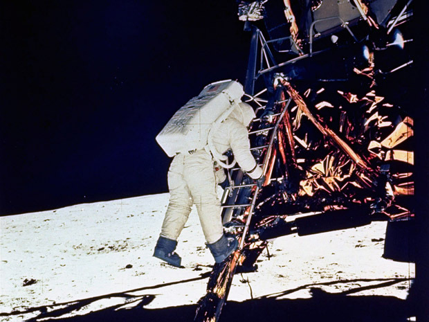 The feet on NASA's lunar landers were built in Canada